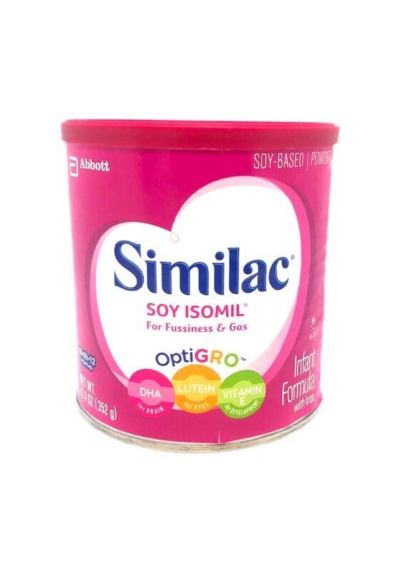 Similac Infant Formula with Iron, Powder, 12.4 oz. (Exp. 01/2021)