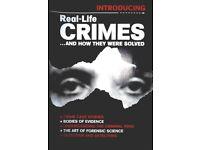 80 Real Life Crimes Magazines