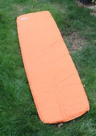 Thermarest inflatable mattress.