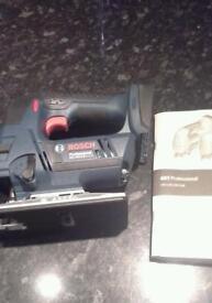 New Bosch 18v cordless jigsaw