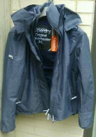 Superdry jacket size medium brand New