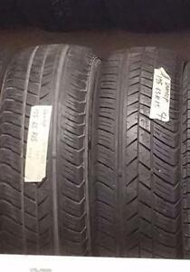 Set of four 175 65 15 tires for sale!