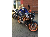 ** DUKE KTM 390, 1 Owner, FSH & MORE **