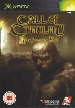 CALL OF CTHULHU - DARK CORNERS OF THE EARTH voor Xbox