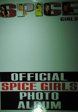 SPICE GIRLS - OFFICIAL PHOTO ALBUM