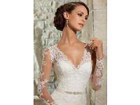 Brand new Mori Lee 5306 wedding dress size 8. Never worn.