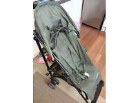 Mothercare Stroller bottle green color