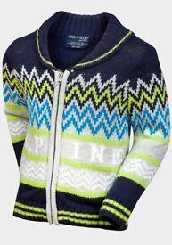 Soul & Glory Boys Knitted Jacket (Sizes 3/4Y,4/5Y,5/6Y,7/8Y)