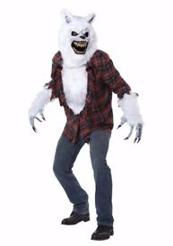 Animotion White Lycan FULL Costume