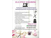 Professional Sewing and Quality Repairs
