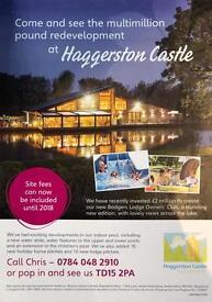 Static Caravan For Sale , Haggerston Castle Sale Now On