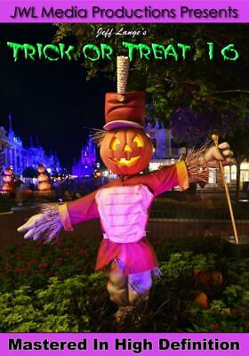 Walt Disney World Mickey's Not So Scary Halloween Party 2019 DVD