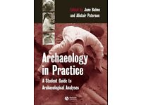 A Student Guide to Archaeological Analyses by John Wiley and Sons (Paperback)