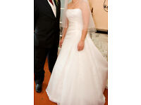 Maggie Sottoro Wedding Dress - Size 8 - Used but Immaculate