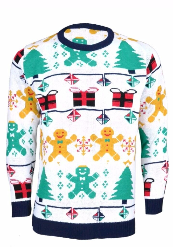 New Christmas Jumper - Size Large