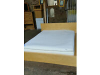Ikea Malm Kingsize Bed