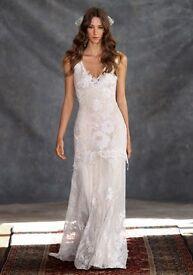 Claire Pettibone Gardenia Wedding Dress Size 6-8 BRAND NEW!