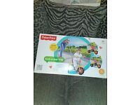 FISHER PRICE CHILDS TRIKE NEW NOT BEEN OPENED.