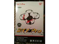 Mini Skull Drone - Quad Copter