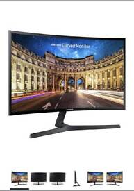 Samsung LC27F398FWUXEN 27-Inch LED