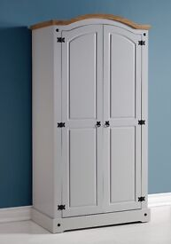 New grey robe chest locker free delivery