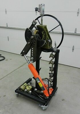 Airhydraulic Bender Frame Plans - Jd2 Tubing Bender Hf Tubing Roller