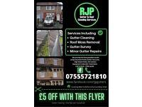 Gutter & Roof Bespoke Cleaning