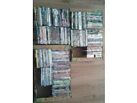 Dvd bundle 155 altogether