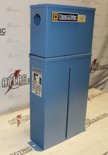 75 KVAR Square D Power Factor Capacitor 480 Volt CAT PFCD4075