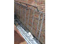 Roof Rack: Campervan Van Motorhome Medium Large: Zinc plated metal steel bracket
