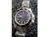 Rolex Deepsea Sea-dweller ××RARE COLOR COMBO××