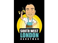 Local British handyman in Battersea