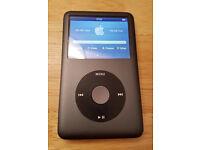 Apple iPod Classic 7th Generation (160GB) (Read Desciption for Info)