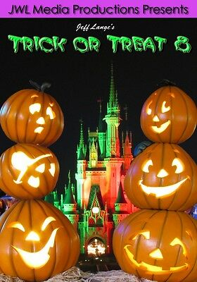 Walt Disney World Mickey's Not So Scary Halloween Party 2011 DVD Haunted Mansion