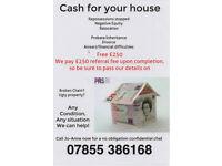WANTED 2 or 3 bedroom property in Leeds, Wakefield, Huddersfield, Barnsley