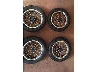 4 tyres for Pram