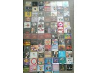 NEARLY 90 MIXED MUSIC POP CHILDRENS CHRISTMAS CLASSICAL CD'S ALBUMS COLLECTION BUNDLE JOB LOT