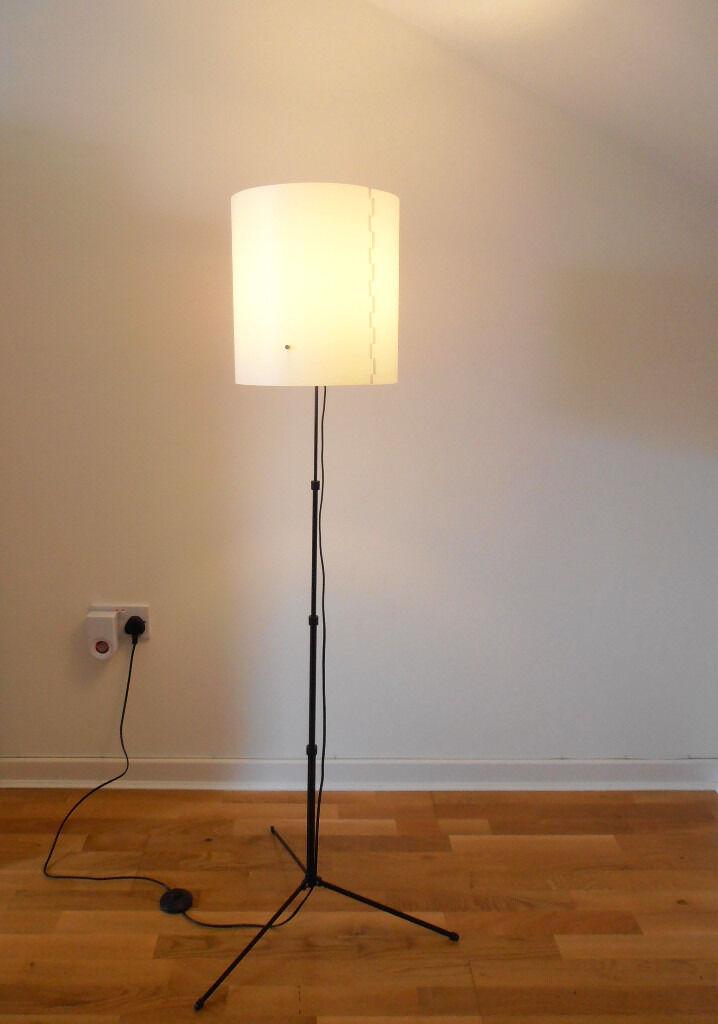 Floor Lamp Trogsta Ikea Lamp Adjustable In Elephant And Castle London Gumtree