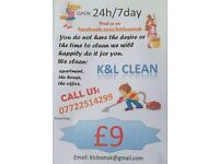 Cleaning K&L Clean- ONLY TODAY -10%
