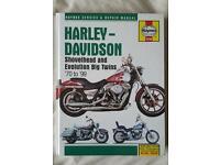 Harley Davidson Haynes Manual