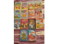 CHILDREN'S DVDS DISNEY