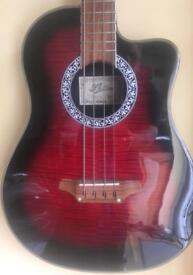 Aria Electro Acoustic Bass