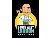 Local British handyman in Clapham