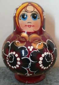 Wooden Russian Doll (unboxed)