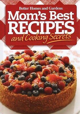 Better Homes & Gardens Cookbook MOM'S BEST RECIPES & COOKING SECRETS 1st (Best Mexican Food Cookbook)