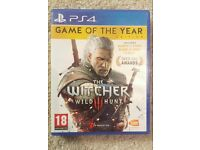 The Witcher 3:Wild Hunt PS4