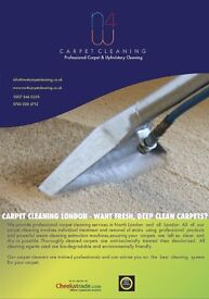 Carpet cleaning/carpet cleaner/ cheap prices/90% dry carpet/book now/nw4/charity