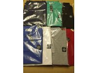 Brand New With Tags Mens S.I Polos Mixed Colours Sizes £10 Each