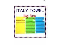 Korean Italy Towel exfoliating mitt