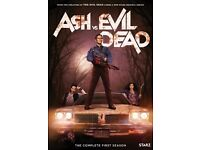 Ash Vs Evil Dead Season 1 New & Sealed DVD Boxset